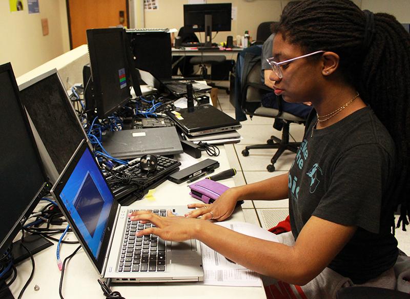 Student-Repairs-Computer