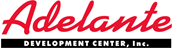 Adelante Development Center Logo