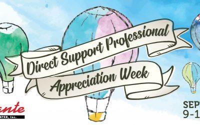 Direct Support Professional Appreciation Week | September 9-15