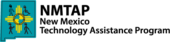 New Mexico Technology Assistance Program (NMTAP) Logo