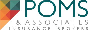 POMS and Associates Insurance Brokers Logo