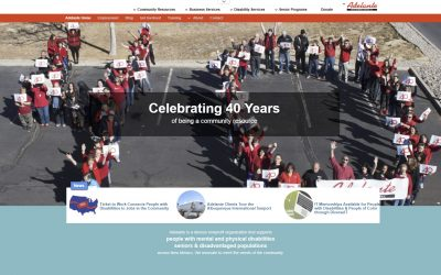 Check out Adelante's New Website!