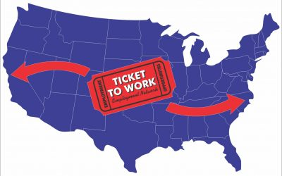Ticket to Work Connects People with Disabilities to Jobs in the Community
