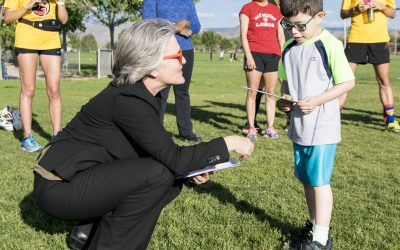 Wellness Referral Center Encourages Kids to Play for Their Health