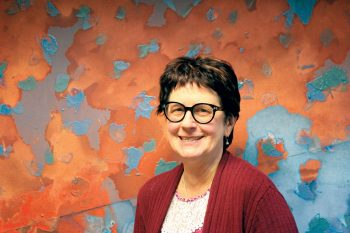 Glenna Donnell, Volunteer and Community Outreach Coordinator