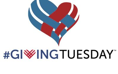 Save the Date! Giving Tuesday is December 3