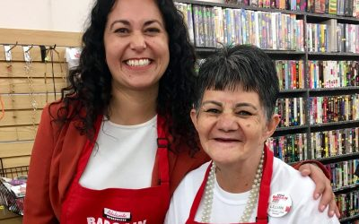 Congresswoman Xochitl Torres Small Visits Adelante