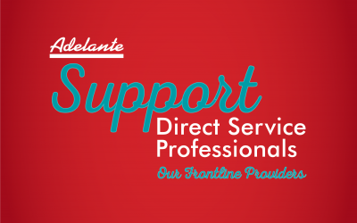 Direct Support Pros: Essential Employees