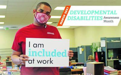 Developmental Disabilities Awareness Month & DD Services