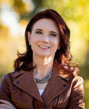 Rebecca Sanford, Adelante's new CEO
