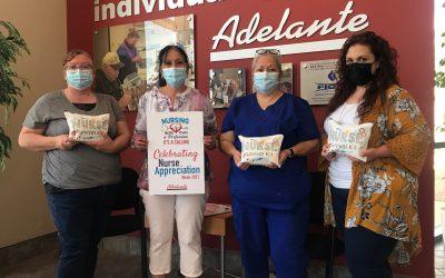 Adelante Celebrates Nurses Appreciation Week